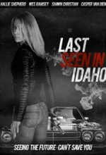 Last Seen in Idaho (2016) afişi