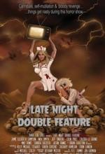 Late Night Double Feature (2015) afişi