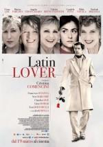 Latin Sevgili (2015) afişi