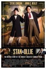 Laurel ile Hardy (2018) afişi