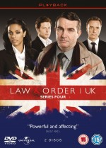 Law & Order: UK (2011) afişi