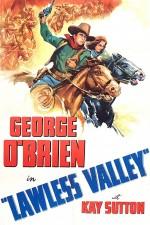 Lawless Valley Afişi