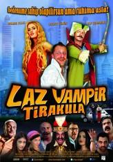 Laz Vampir Tirakula (2012) afişi