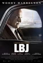 LBJ (2016) afişi