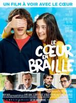 Le coeur en braille (2016) afişi