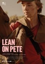 Lean on Pete (2017) afişi