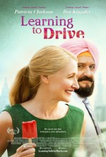 Learning to Drive (2014) afişi