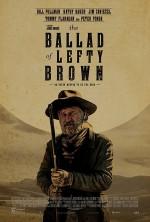 Lefty Brown'un Türküsü (2017) afişi