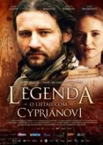 Legenda o Lietajúcom Cypriánovi (2011) afişi