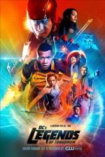 Legends of Tomorrow Sezon 2 (2016) afişi