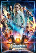 Legends of Tomorrow Sezon 4 (2018) afişi