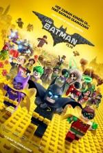 Lego Batman Filmi (2017) afişi