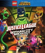 Lego DC Comics Superheroes: Justice League - Gotham City Breakout (2016) afişi