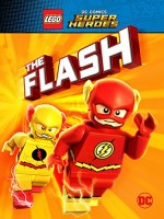 LEGO DC Super Heroes The Flash (2018) afişi