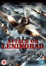Leningrad Kuşatması (2009) afişi