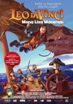 Leo Da Vinci: Mona Lisa Macerası (2018) afişi