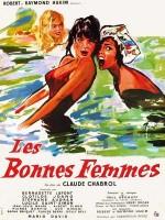 Les bonnes femmes (1960) afişi