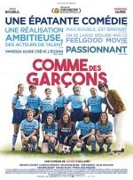 Les filles de Reims (2018) afişi