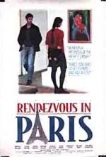 Les rendez-vous de Paris (1995) afişi