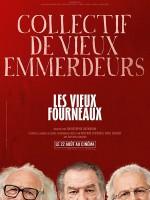 Les Vieux Fourneaux (2018) afişi