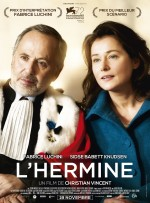 L'hermine (2015) afişi