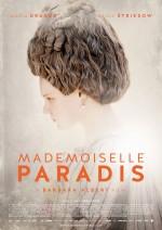 Mademoiselle Paradis (2017) afişi