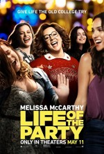 Life of the Party (2018) afişi