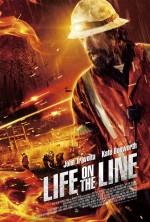 Life on the Line (2015) afişi