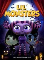 Lil' Monsters (2019) afişi