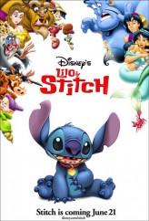 Lilo ve Stitch (2002) afişi