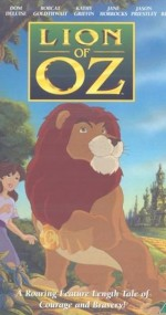 Lion of Oz (2000) afişi