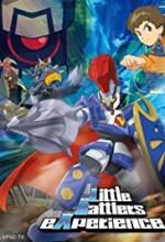 Little Battlers eXperience Sezon 1 (2011) afişi