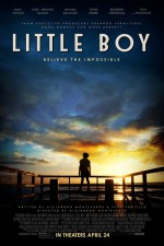 Little Boy (2015) afişi