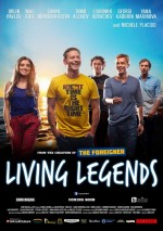 Living Legends (2014) afişi