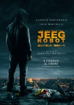 Lo Chiamavano Jeeg Robot (2015) afişi