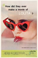 Lolita (1962) afişi