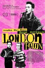London Town (2016) afişi
