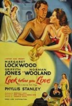 Look Before You Love (1948) afişi