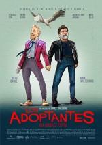 Los adoptantes (2019) afişi