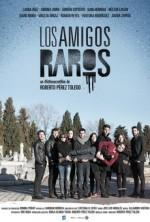 Los amigos raros (2014) afişi