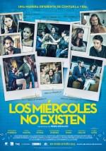 Los miércoles no existen (2015) afişi