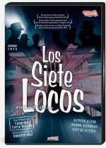 Los siete locos (1973) afişi