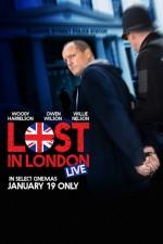 Lost in London (2017) afişi