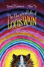 Louis Wain (2021) afişi