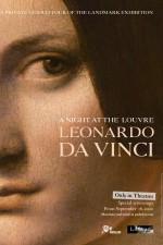 Louvre Müzesi'nde Bir Gece: Leonardo da Vinci (2020) afişi