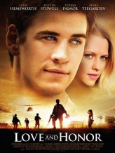 Love and Honor (2013) afişi