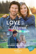 Love in the Forecast (2020) afişi