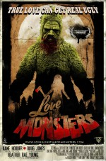 Love in the Time of Monsters (2014) afişi