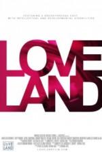 Love Land (2014) afişi