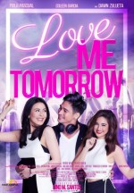 Love Me Tomorrow (2016) afişi